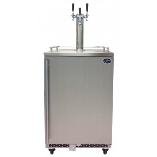 Triple tower with stainless door- Premium Series **FREE SHIPPING**