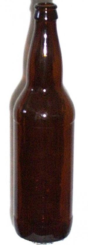 22 OZ AMBER BEER BOTTLES 12/CASE