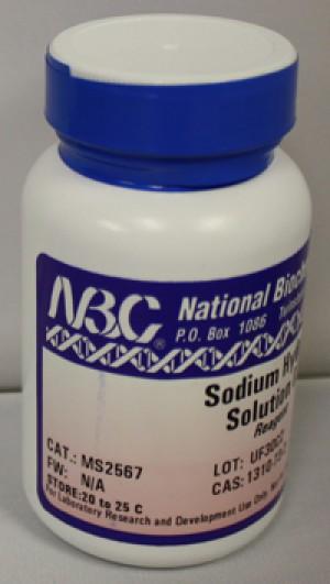 SODIUM HYDROXIDE 4 OZ