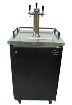 Triple Tower Black Exterior- Professional Series Homebrew (kegs not included) **FREE SHIPPING**