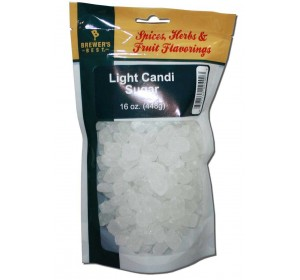 BREWER'S BEST® LIGHT BELGIAN CANDI SUGAR 1 LB