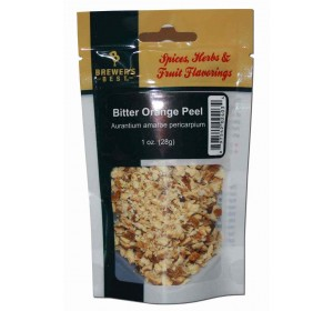 BREWER'S BEST® BITTER ORANGE PEEL 1 OZ