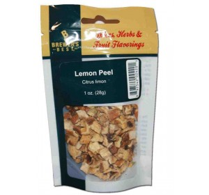 BREWER'S BEST® LEMON PEEL 1 OZ