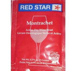 RED MONTRACHET STAR WINE YEAST