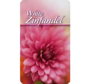 WHITE ZINFANDEL WINE LABELS 30/PACK