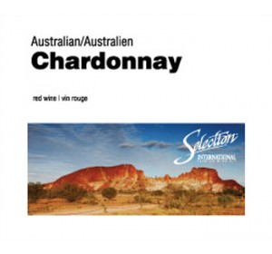 SEL INT'L AUSTRALIAN CHARDONNAY WINE LABELS 30/PACK