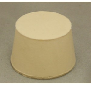 #7 SOLID RUBBER STOPPER