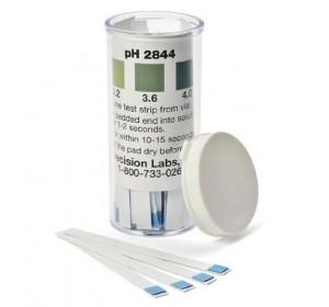 pH PAPERS WINE RANGE 2.8-4.4 100/VIAL