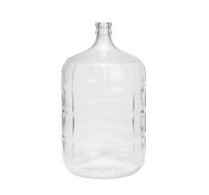 6 GALLON GLASS CARBOY 23L