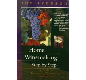 HOME WINEMAKING STEP BY STEP (IVERSON)