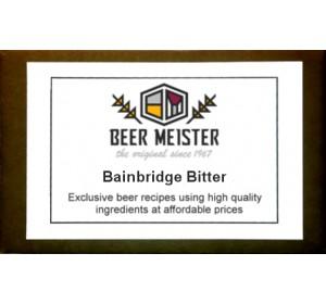 Bainbridge Bitter