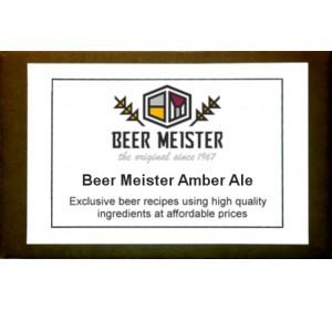 Beer Meister Amber Ale