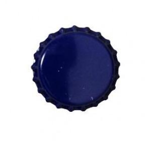 BLUE CROWN CAPS W/ OXY-LINER 144/BAG
