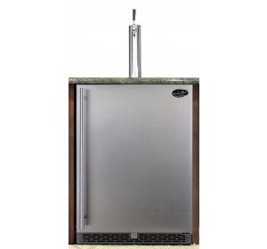 Single tower with stainless door built-in - Premium Series **FREE SHIPPING**