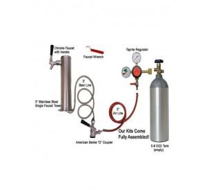 1 Faucet Tower Premium Conversion Kit