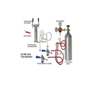 2 Faucet Tower Premium Conversion Kit