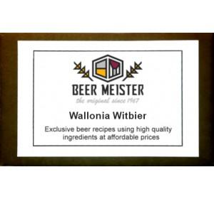 Wallonia Witbier